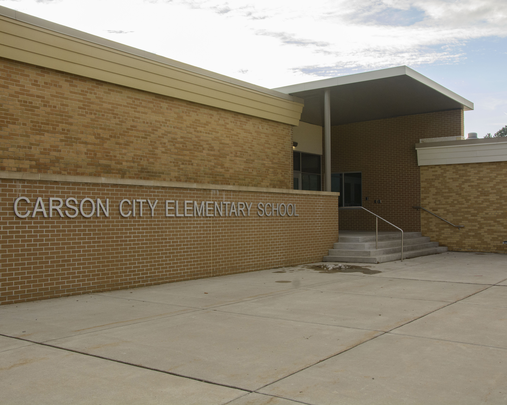 Carson City Elementary Building Photo